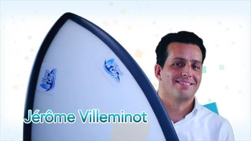 Jérôme Villeminot, société Waves in city