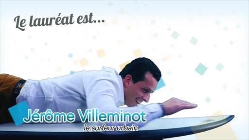 Jérôme Villeminot, fondateur de Waves in City
