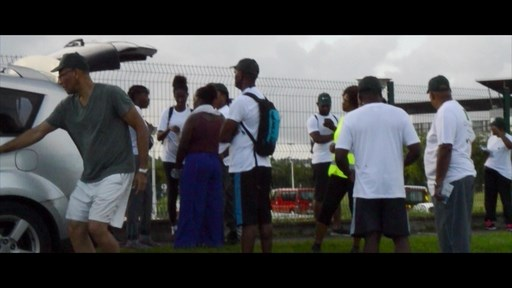 Balade solidaire 2017 à Groupama Antilles Guyane
