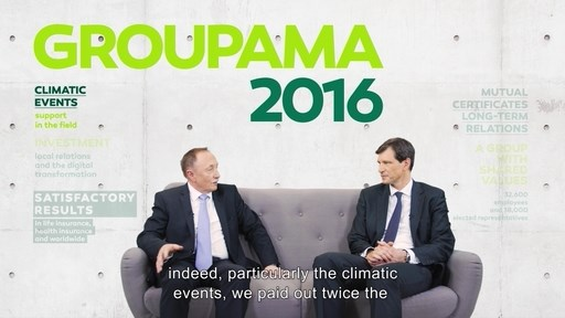 Groupama 2016 - Jean-Yves Dagès and Thierry Martel