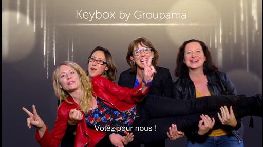 Keybox by Groupama VF