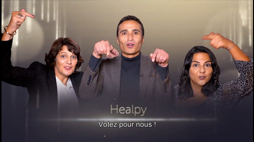 HEALPY VF