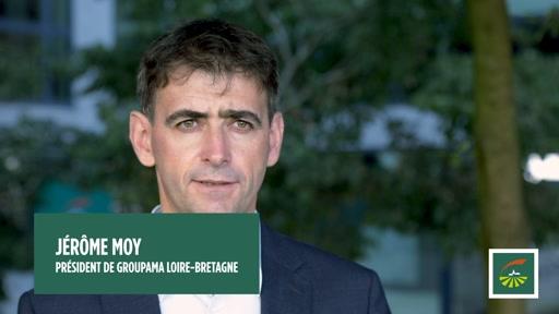 Groupama Loire Bretagne engagée dans la lutte contre la mucoviscidose